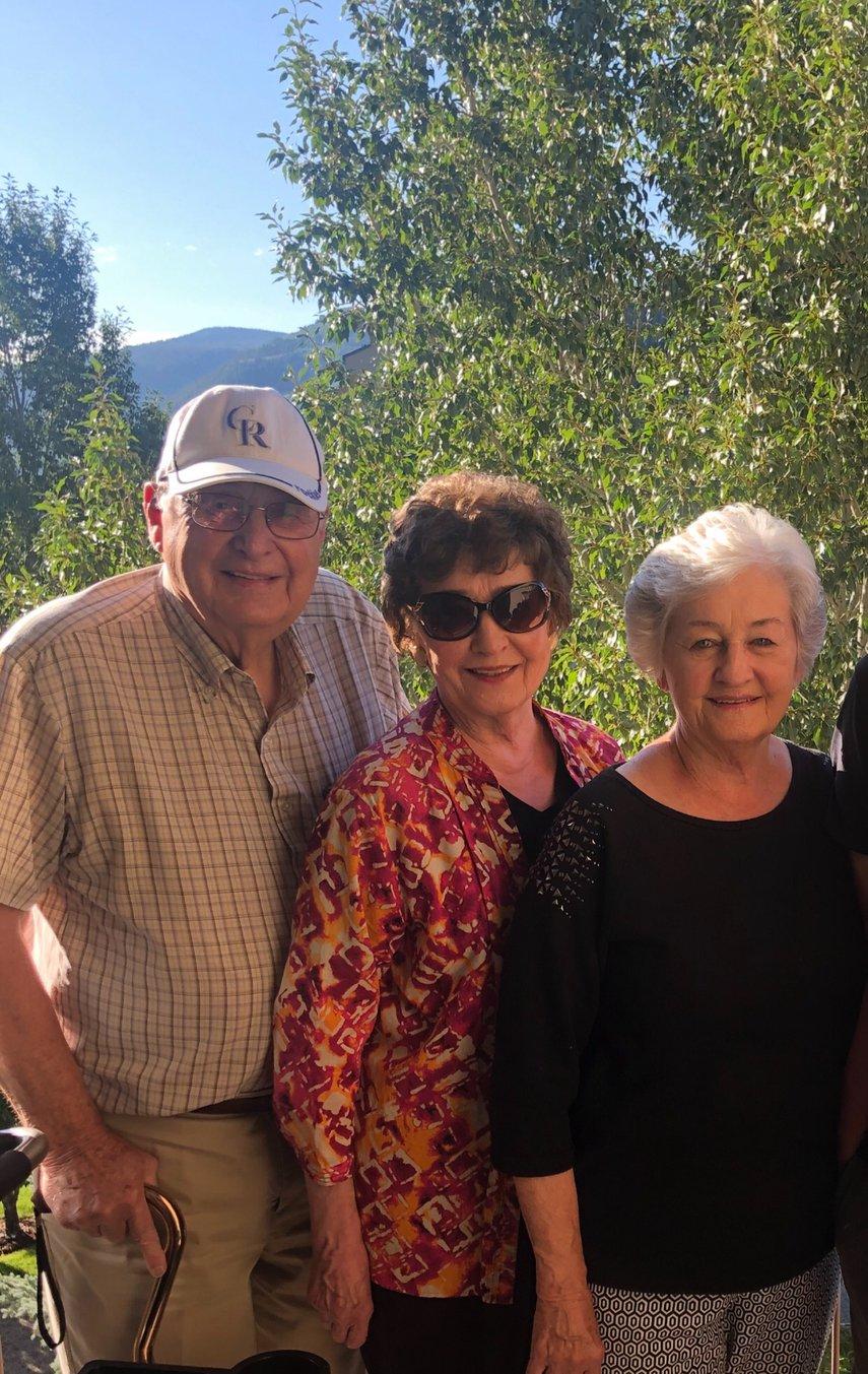 Dad, Mom and Aunt Jeannie#VacationLife via @Vistana