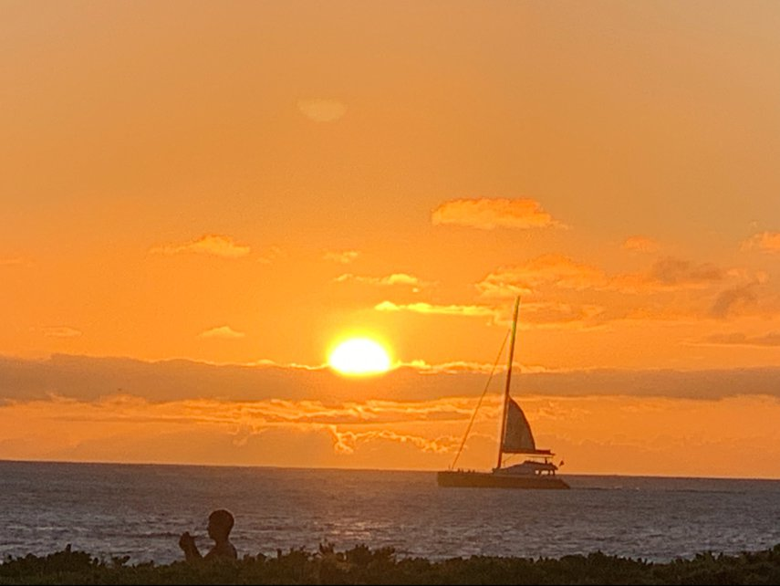 Sunset dreams#VacationLife via @Vistana