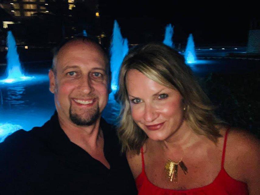 The Fountains on NYE#VacationLife via @Vistana