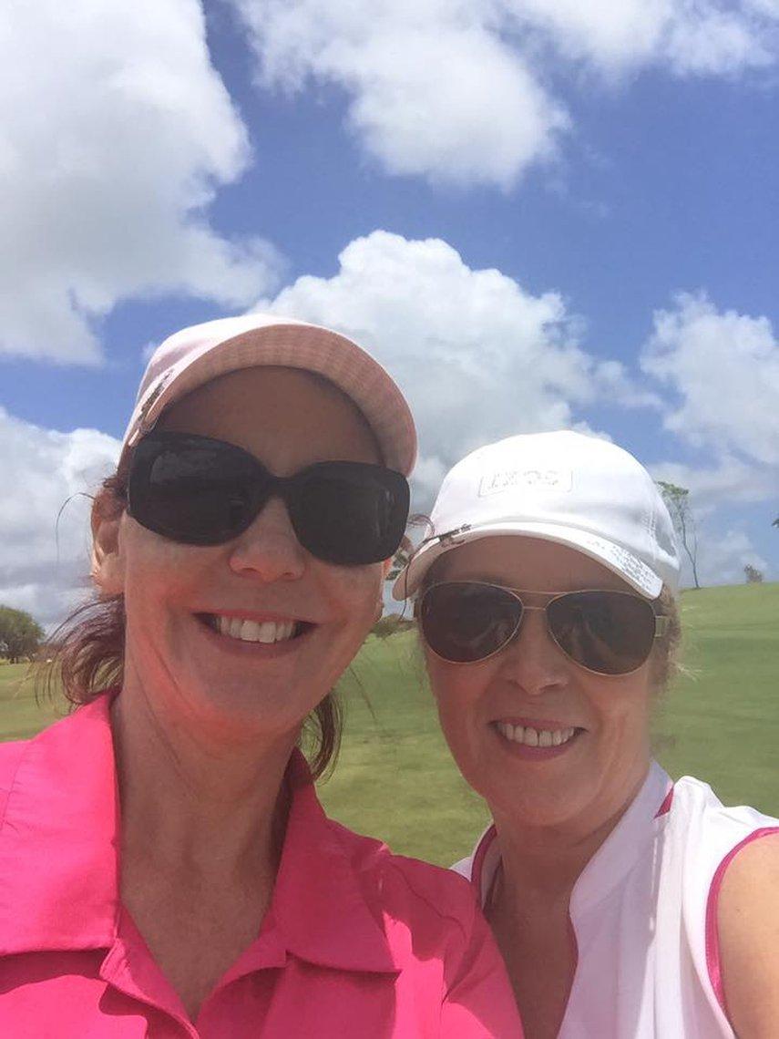 Golfing in paradise#VacationLife via @Vistana