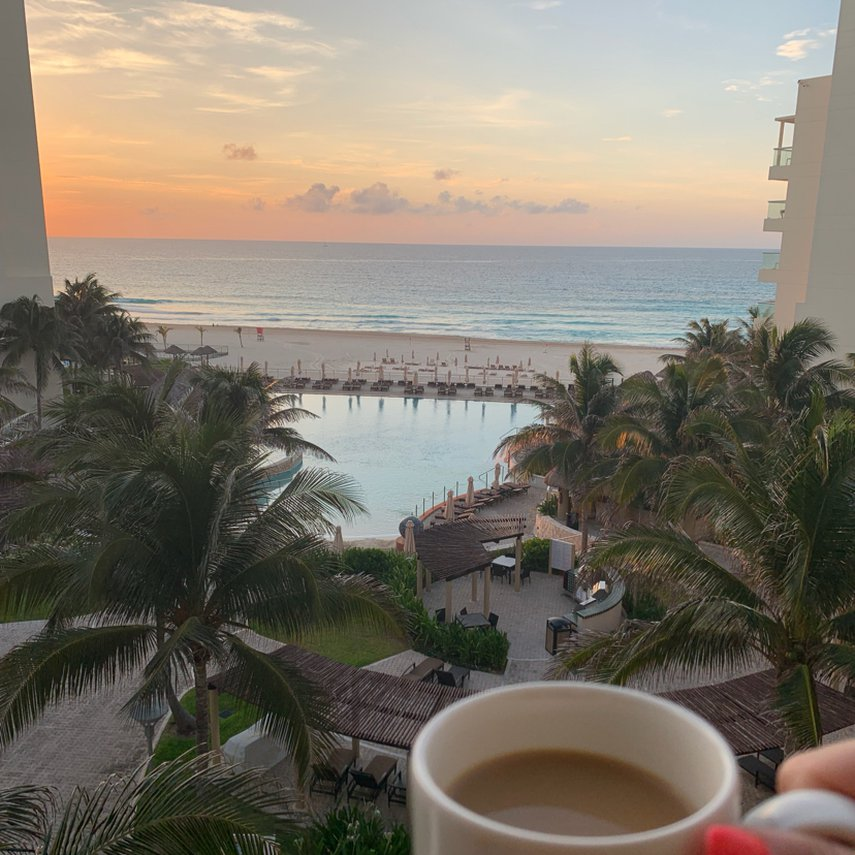Wish every morning was this beautiful! #VacationLife via @Vistana