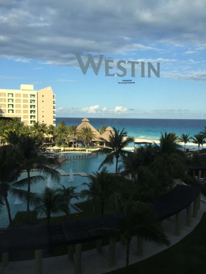 Wonderful vacation to Westin Lagunamar.  Westin Staff and location was excellent!#VacationLife via @Vistana