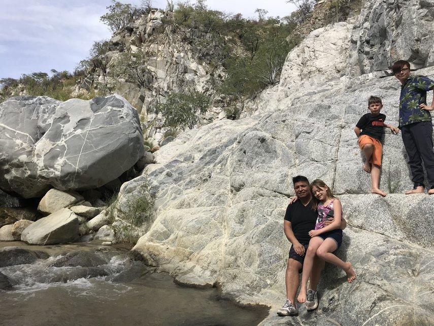 Fletts in Mexico#VacationLife via @Vistana
