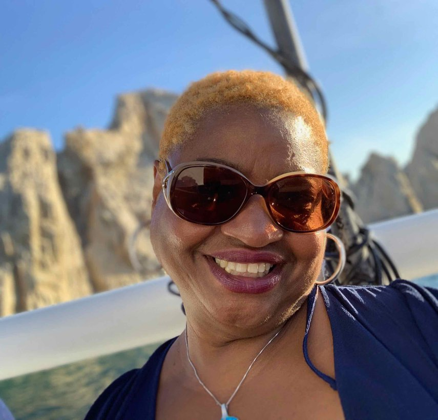 Dinner Cruise with the Arch background#VacationLife via @Vistana