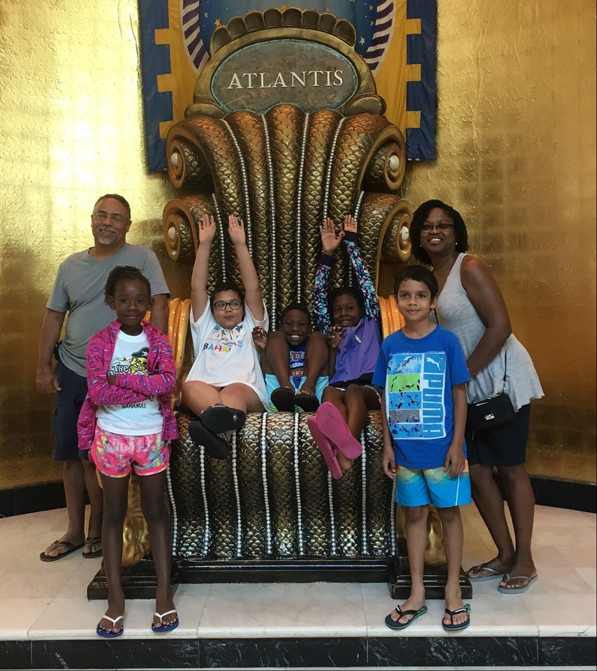 Fun with the grands!#VacationLife via @Vistana