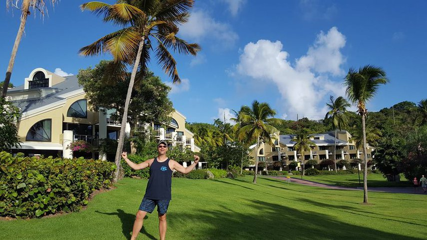 Glad to be at Vistana!#VacationLife via @Vistana