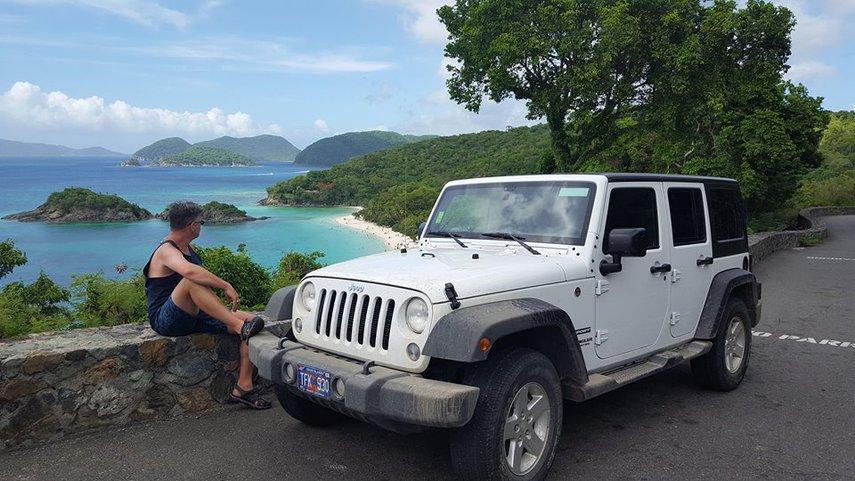 St John is a Jeep Paradise...do it!#VacationLife via @Vistana