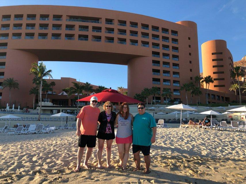 Vacationing with Dina, Jay and Julie!#VacationLife via @Vistana