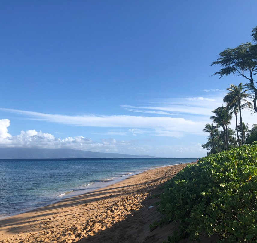 Good morning view from the beach! #VacationLife via @Vistana