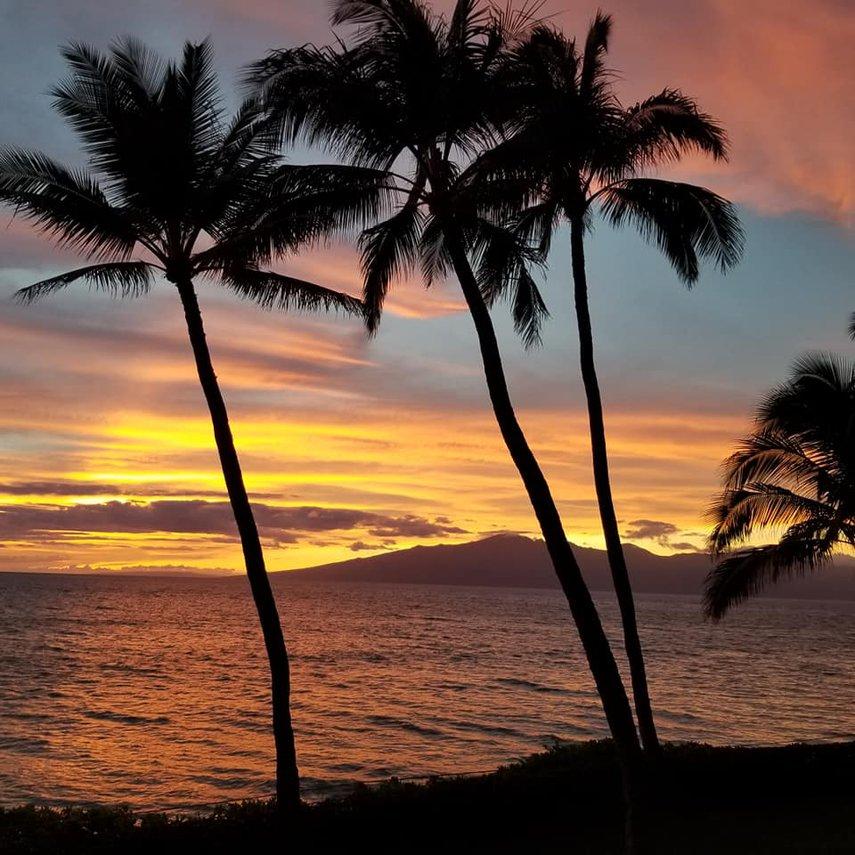 Beautiful sunset at The Westin Nanea Ocean Villas in Hawaii. #VacationLife via @Vistana