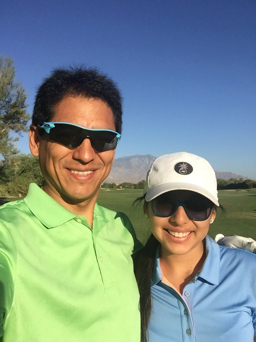 Golfing!#VacationLife via @Vistana