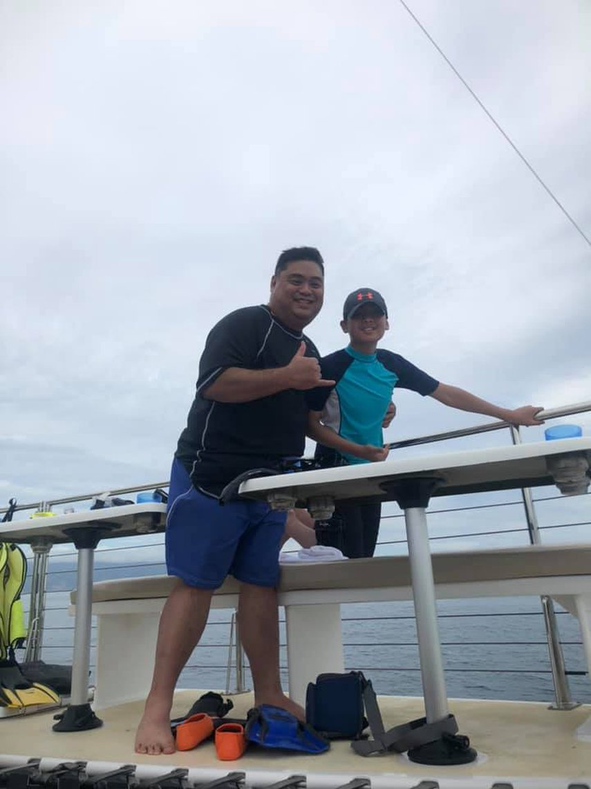 Throwing the Shaka with Trilogy Sailing Cruises!#VacationLife via @Vistana