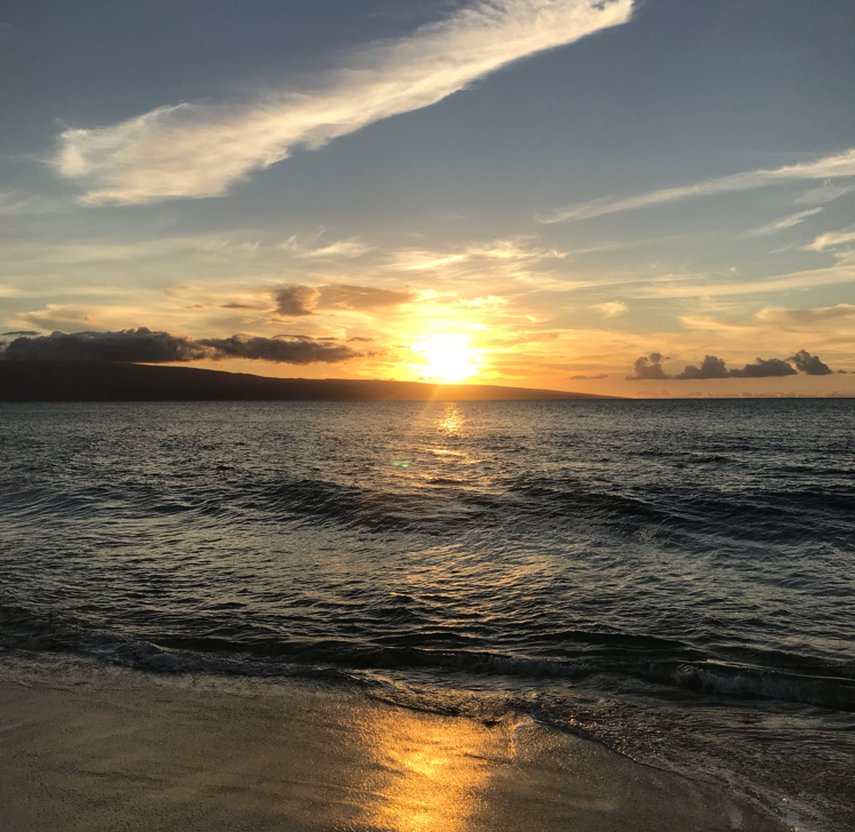 Maui Sunset#VacationLife via @Vistana