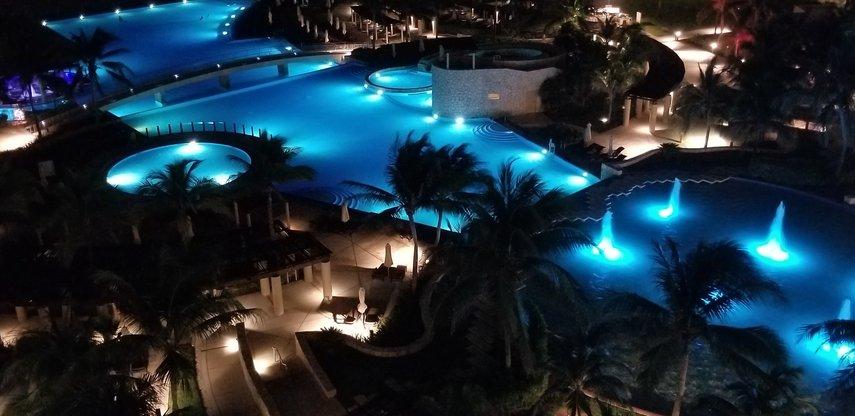 Night time#VacationLife via @Vistana