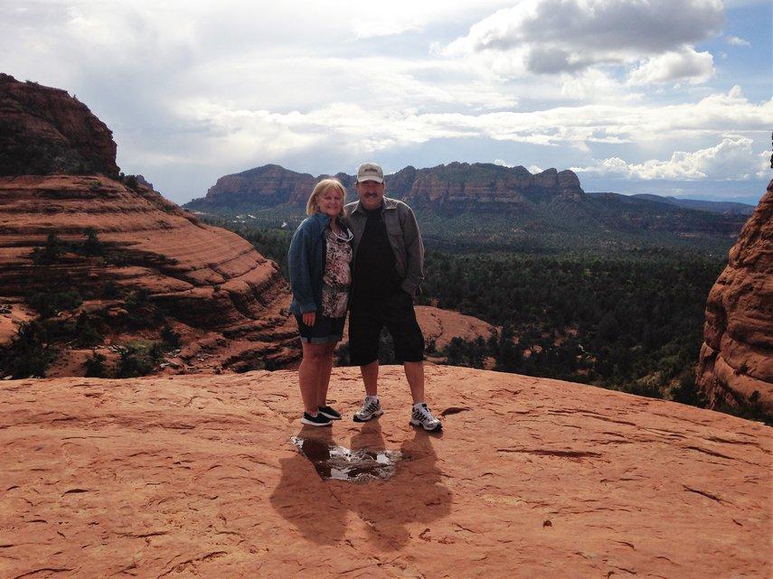 We made it!  Arizona at its peak!#VacationLife via @Vistana