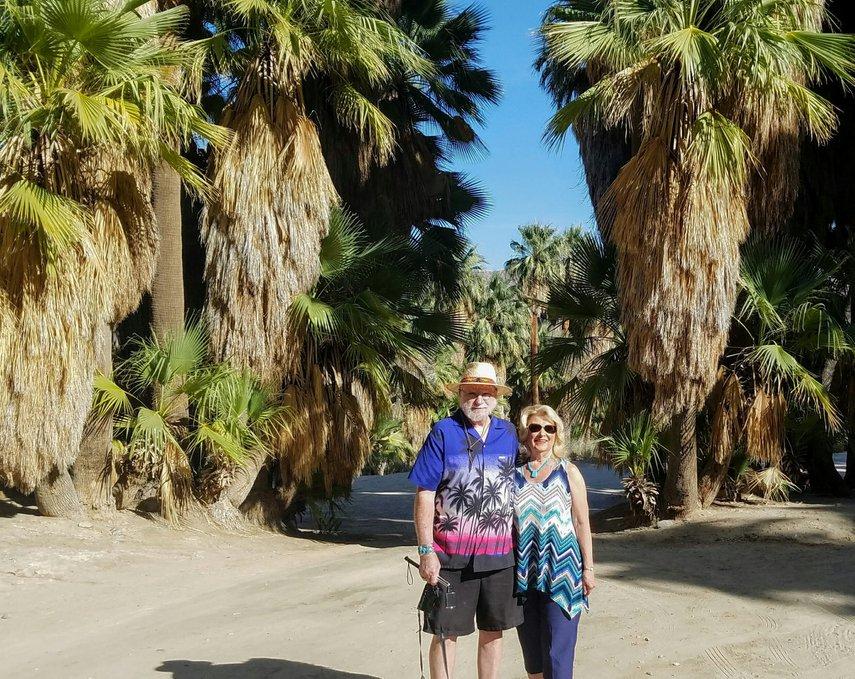 Indian Canyons - Palm Springs, CA#VacationLife via @Vistana