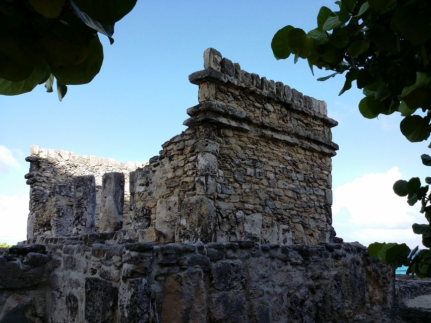 Exploring the Mayan ruins at Westin Lagunamar#VacationLife via @Vistana