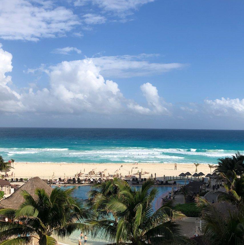 View from my balcony at Westin Lagunamar resort #VacationLife via @Vistana