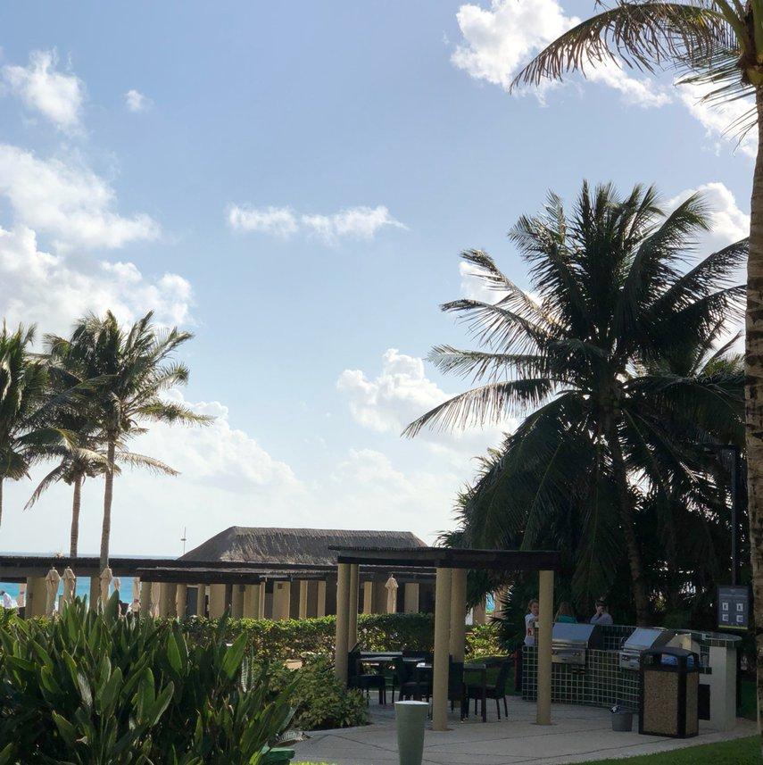 Great view during our breakfast at Westin Lagunamar#VacationLife via @Vistana