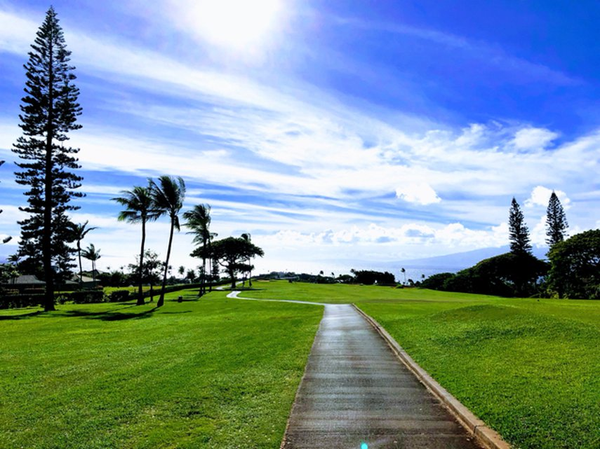 Oceanview at Hole 9#VacationLife via @Vistana