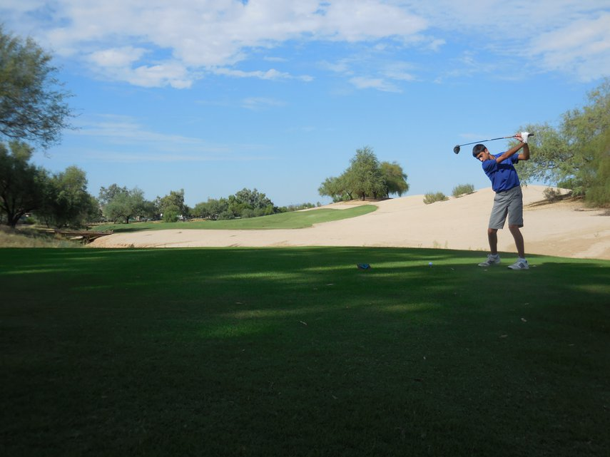 Golfing for all ages on the Kierland Courses#VacationLife via @Vistana