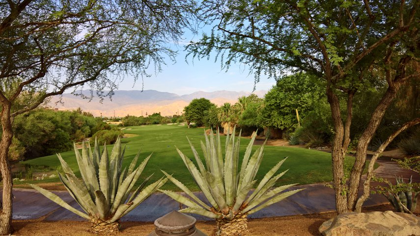 Photo taken at Desert Willows on an early morning in July 2017#VacationLife via @Vistana