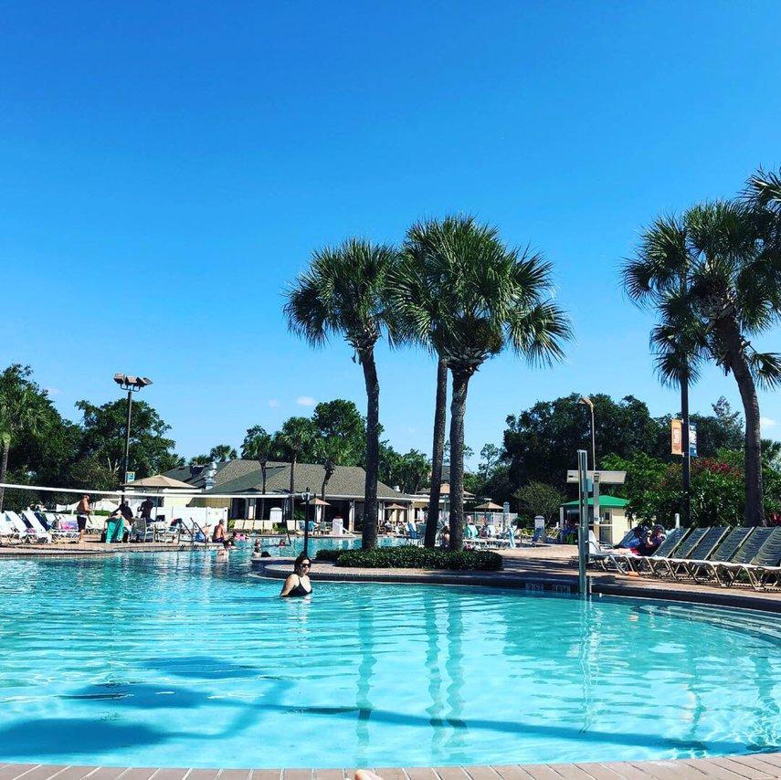 Vistana pool#VacationLife via @Vistana