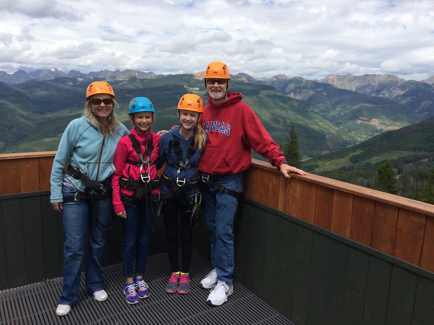 Ziplining#VacationLife via @Vistana