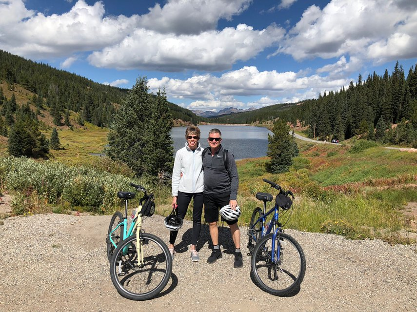 25 Mile bike ride from Vail to Avon#VacationLife via @Vistana