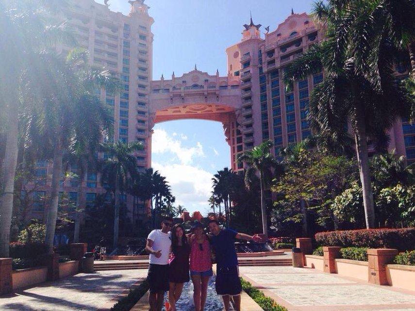 Family time in the Bahamas#VacationLife via @Vistana