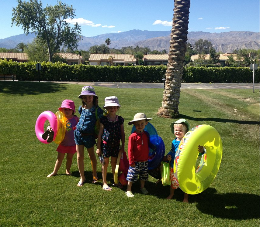Spring Fun in the Sun in Palm Springs when it is snowing in your hometown!#VacationLife via @Vistana