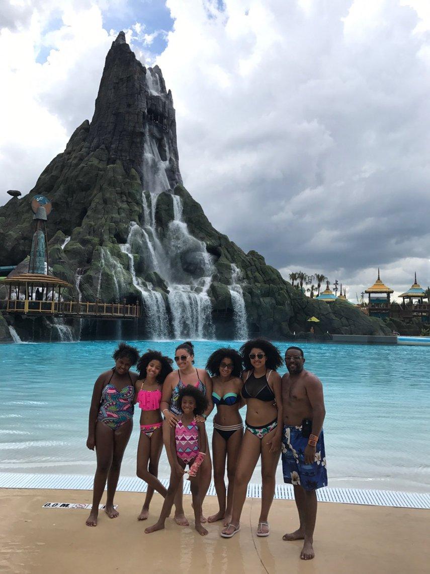 2017 Family Vacation @ Volcano Bay#VacationLife via @Vistana
